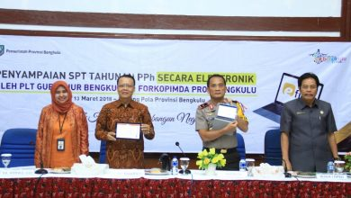 Photo of Dengan e-Filing, Pemrov Bengkulu Mudahkan ASN Sampaikan SPT Tahunan