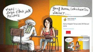 Photo of Ini yang Buat LPI dan FPI Gruduk Kantor Majalah Tempo