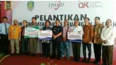 Photo of Pemda Bengkulu Tengah Lantik 11 TPAKD