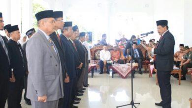 Photo of Bangun Nilai Islamiah, Mian Lantik Pengurus Islamic Center