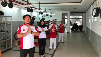 Photo of Launching Bengkel, PT. PAS Pintu Batu Gelar Promo