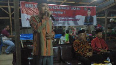 Photo of Banyak 'PR', Anggota DPRD Kota Bengkulu Serap Aspirasi Warga Dapil I