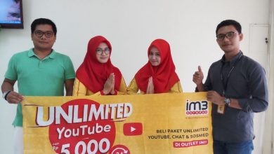 Photo of Ramadhan, IM3 Ooredoo Berikan Seri Paket Ulimited YouTube Paling Dahsyat