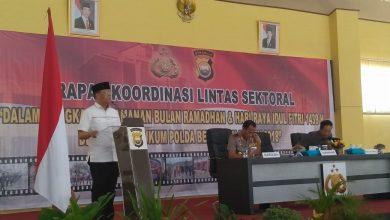 Photo of Jelang Ramadan dan Pilwakot, Polda Bengkulu Ingin Suasana Tetap Kondusif