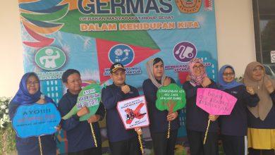 Photo of Wujudkan Keluarga Sehat, Poltekkes Kemenkes Bengkulu Gelar Sosialisasi Germas