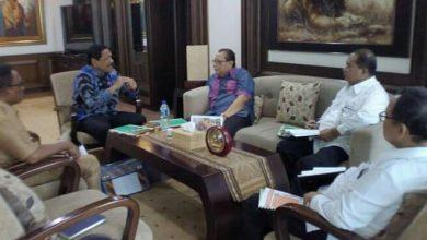 Photo of Mian Audensi Bersama Menteri Koperasi dan UMKM RI