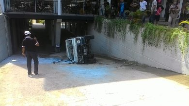 Photo of Kaget, Mobil Katana Terjun Bebas ke Lantai Dasar