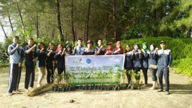 IMG 20180609 WA0000 Mahasiswa Poltekkes Kemenkes Bengkulu Bersama IMKLI Tanam Ratusan Mangrove