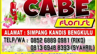 Photo of Baru Nih!! Cabe Florist Promo Besar-Besaran