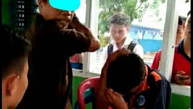 Photo of Security Pukul Pelajar, Pihak Sekolah Anggap Itu Pembinaan
