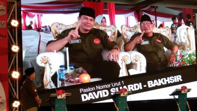 Photo of Kalah Pilwakot, David-Bakhsir Maju Legislatif 2019