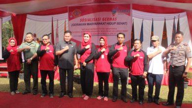 Photo of Poltekkes Kemenkes Bengkulu Gelar Sosialisasi Germas di Taba Lagan
