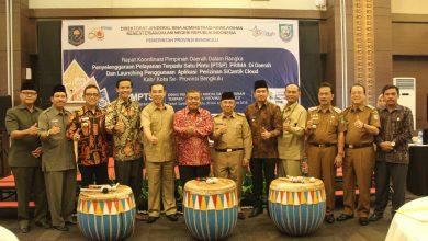 Photo of Optimalkan Pelayanan Perizinan, Pemprov Bengkulu Launching Aplikasi SiCantik Cloud