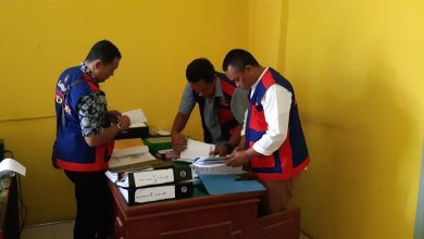 Photo of Geledah Kantor Dinkes, Polda Bengkulu Amankan Dokumen Penting