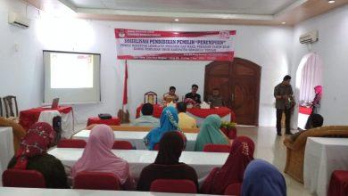 Photo of Pentingnya Peran Perempuan, KPU Gelar Sosialisasi Pendidikan Perempuan Untuk Pemilu
