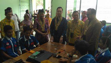 Photo of SHARP Class Hadir di SMKN 2 Kota Bengkulu