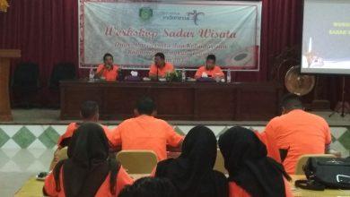 Photo of Tingkatkan Nilai Jual Wisata, Disparbud Gelar Workshop Sadar Wisata