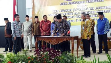Photo of Pemprov Bengkulu Launching E-Planning dan E-Budgeting