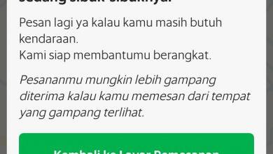 """Photo of Grabcar Bengkulu """"Off Bit"""", Penumpang """"Ngeluh"""" Kerepotan"""