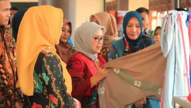 Photo of Mufidah Jusuf Kalla Puji Kreatifitas Dekransda Provinsi Bengkulu