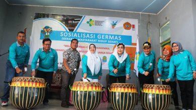 HL Poltekkes Kemenkes Bengkulu Sosialisasi Germas di Kepahiang