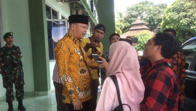 Photo of Bahas Banyak Persiapan, Rohidin Kunjungi Makorem