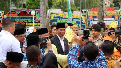 Photo of Di Sidang Tanwir Muhammadiyah, Jokowi Klarifikasi Kabar Miring Dirinya
