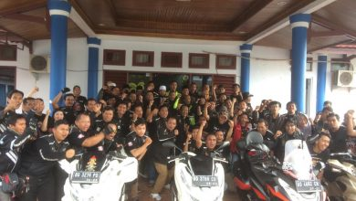 Photo of Helmi Hasan Himbau Tim Honda PCX Tidak Sekedar Jalan-jalan