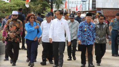 Photo of Jokowi Pantau Penataan Pemukiman Nelayan Sumber Jaya Bengkulu