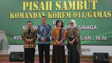 Photo of Jabat Danrem Bengkulu Kol. Inf. Dwi Wahyudi Gantikan Kol. Inf. Irnando Arnold