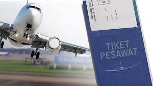 TTIKET Rupanya, Ini Penyebab Tiket Pesawat Mahal
