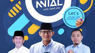 """Photo of Ke Bengkulu, Sandiaga akan Sapa """"Emak-Emak"""" dan Milenial"""
