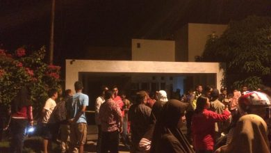 Photo of Kamar Rumah Politisi Partai Nasdem Hangus Terbakar