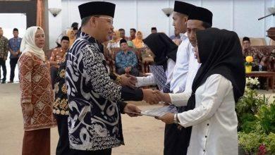 Photo of 286 CPNS Pemerintah Provinsi Bengkulu Diminta Siap Kerja
