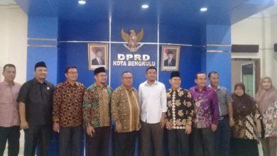 Photo of DPRD Kabupaten Merangin Sambangi DPRD Kota Bengkulu