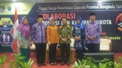 Photo of Dinas Kesehatan Provinsi Bengkulu Gelar Rakerkesda
