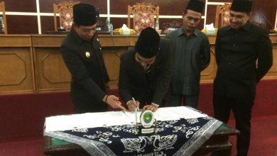 IMG 20190320 WA0089 DPRD Sahkan RPJMD Kota Bengkulu