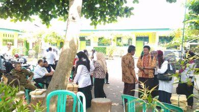 Photo of Ratusan Guru SD se Bengkulu Tengah Jemput Soal UAS 2019