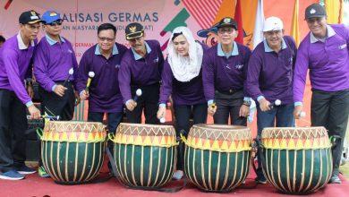 Photo of Poltekkes Kemenkes Bengkulu, Sosialisasi Germas Bersama Masyarakat Pajar Bulan