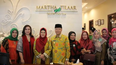 Photo of Hadirnya Martha Tilaar Salon Day Spa, Jadi Tolak Ukur Kemajuan Bengkulu