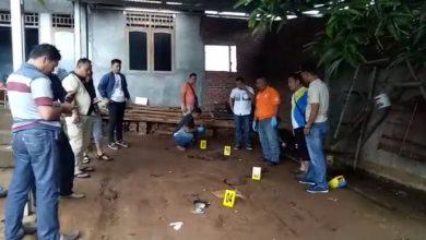 Photo of Rumah Branch Manager PT BMQ Dilempar Bom Molotov
