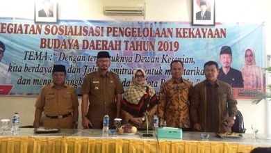 Photo of Marjon Ajak Penggiat Seni Munculkan Ciri Khas Daerah