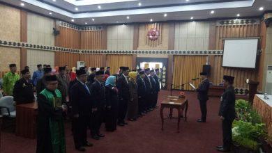 Photo of Manuver Rohidin, Lantik 17 Pejabat Hasil Lelang