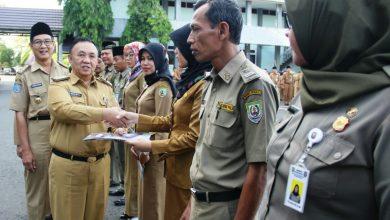Photo of Luar Biasa, Ribuan ASN Pemerintah Provinsi Bengkulu Naik Pangkat