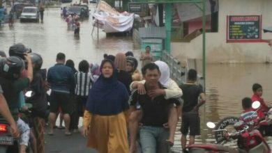 Photo of Banjir Makin Tinggi Pemda Kota Bengkulu Tidak Muncul-Muncul