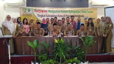 Photo of Kejar Target, Dinkes Kuatkan Forum Kabupaten/Kota Sehat