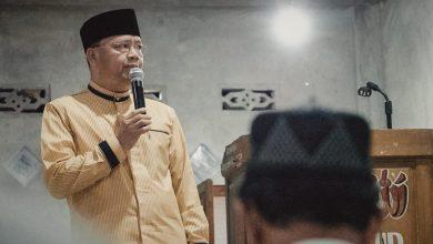 Photo of Rohidin Tetap Sosialisasi Target Pembangunan di Safari Ramadan