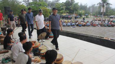 Photo of Pastikan Hasil Maksimal, Rohidin Tinjau Latihan 500 Penabuh Dol