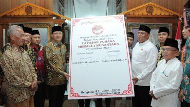 Photo of Rumah Fatmawati Akan Jadi Kawasan Pusaka Merajut Nusantara