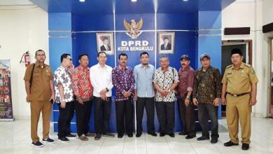 Photo of DPRD Kota Bengkulu Sambut Hangat Kunjungan DPRD Muaro Jambi